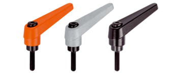 Adjustable Clamping Levers with screw
