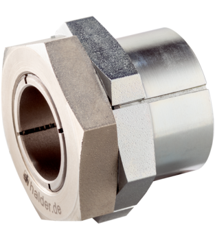 Tapered Shaft Hubs with lock nut
