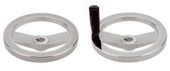 Spoked Handwheels light metal  IM0007666 Foto ArtGrp