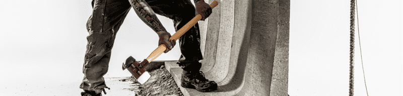 """SIMPLEX sledge hammers, cast iron housing, with """"Stand-Up""""  IM0013204 Foto Banner"""
