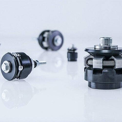 Centering clamping elements - centric clamping with high precision