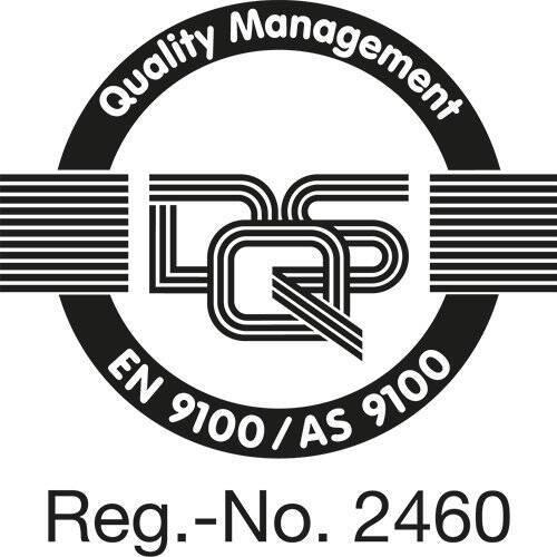Certification to EN 9100:2016
